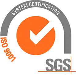 JSL - Certificado SGS