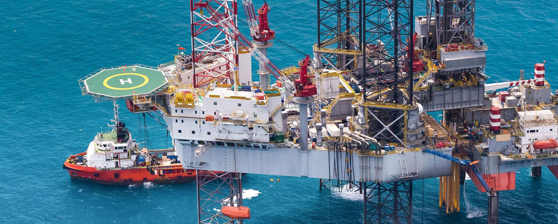 JSL Hidráulica e Pneumática - Offshore