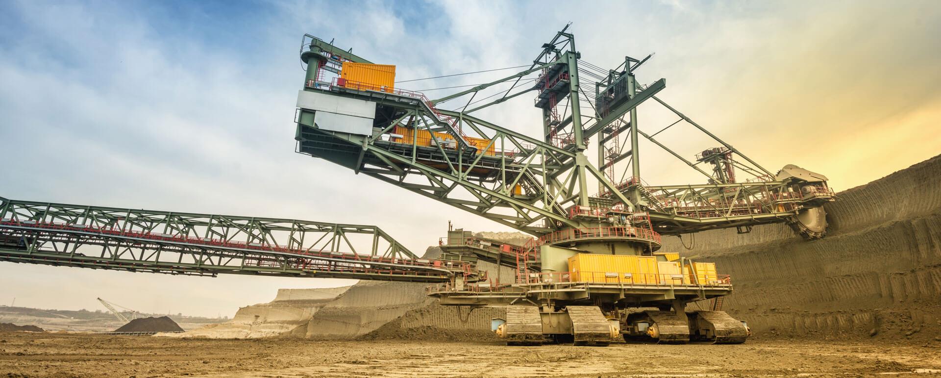 JSL Hidráulica e Pneumática - Mineração
