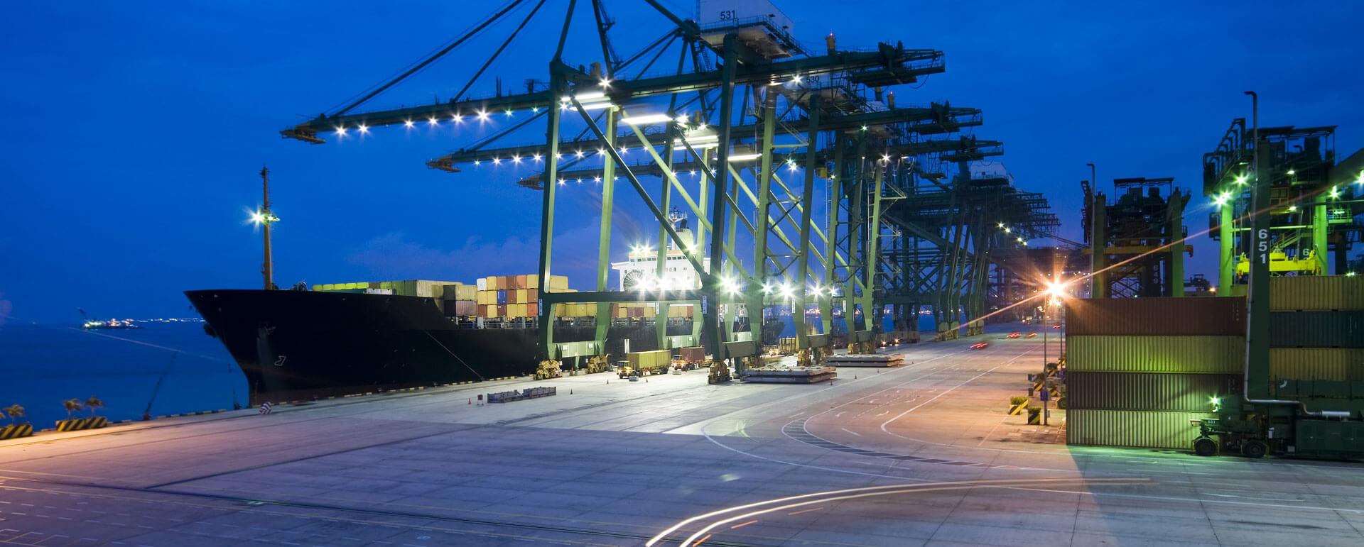 JSL Hidráulica e Pneumática - Portuário