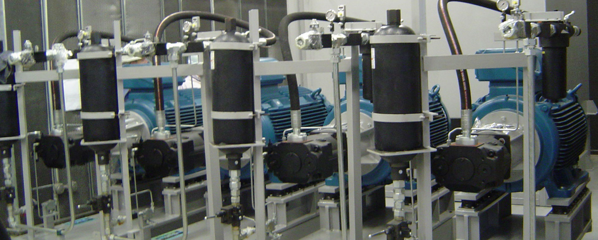 JSL Hidráulica e Pneumática - Unidade Hidráulicas